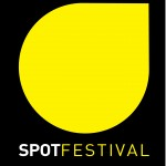 SPOT Festival, logo, portrait, color