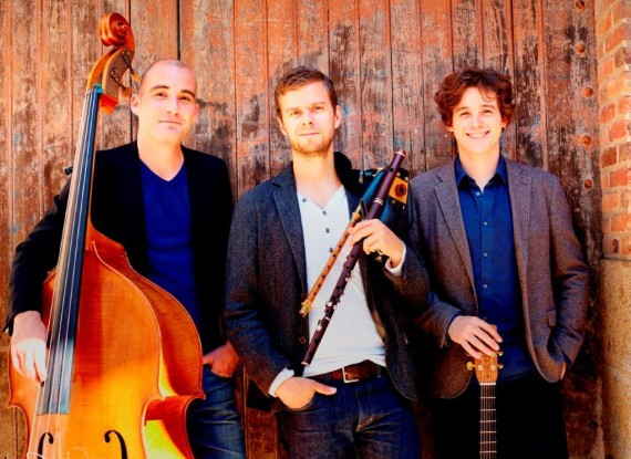 Calum Stewart Trio Pressefoto