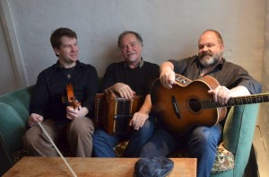 Kristian Bugge, Sonnich Lydom, Morten Alfred Høirup Pressefoto