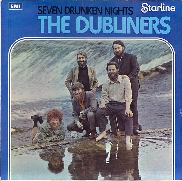 Cover - Seven Drunken Nights