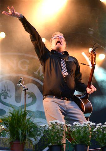 Dave King.
