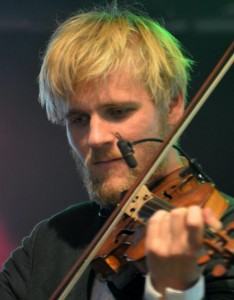 Rune Tonsgaard Sørensen fra Dreamers Circus.  Foto: Per Dyrholm
