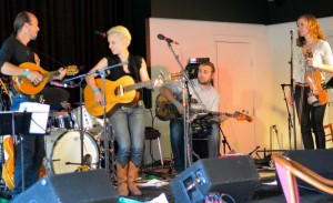 "Louise Støjbergs nye band ""Støjberg"""