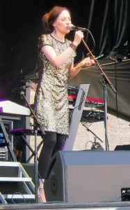 Julie Fowlis. Foto: Per Dyrholm