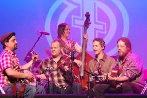Foghorn Stringband Foto: Per Dyrholm