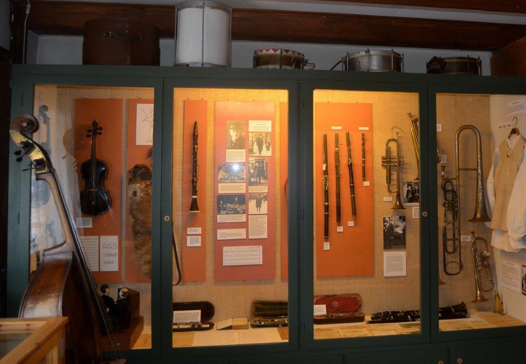 diversen instrumenter