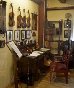 Niels Viggo Madsens stue.
