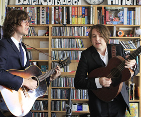 The Milk Carton Kids. Foto: Emily Bogle/NPR