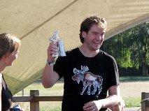 Kristian Bugge modtog Spillemandsprisen.