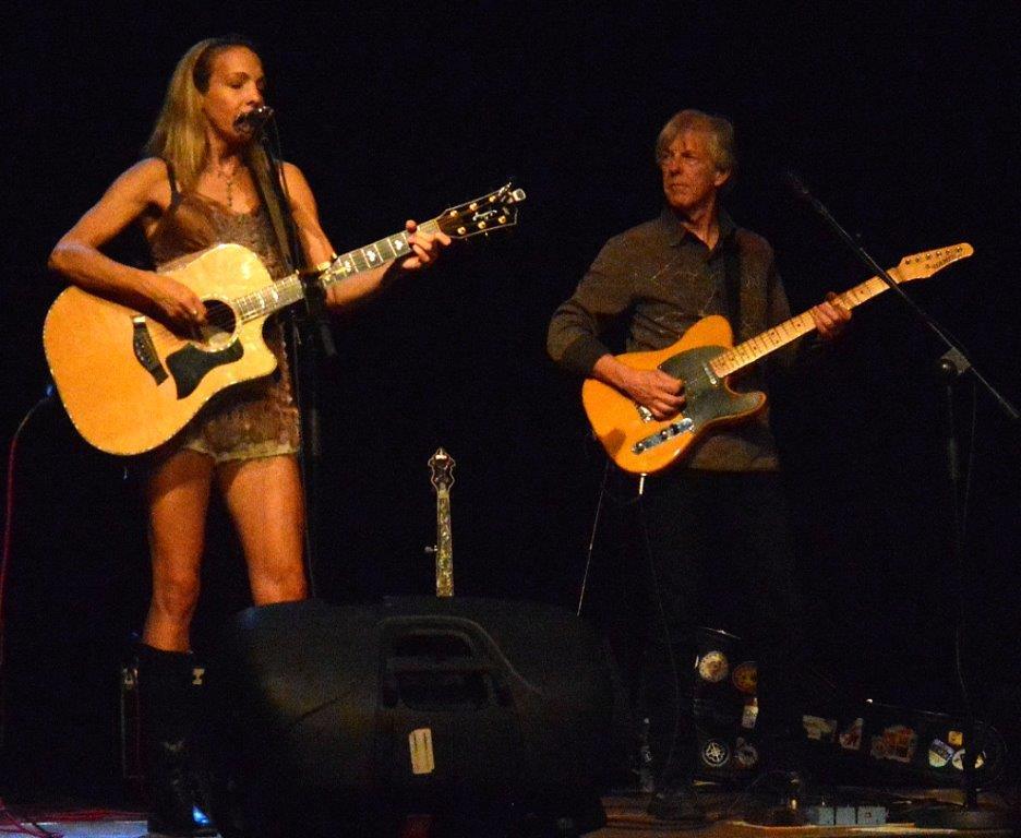 Melanie Dekker og David Sinclair