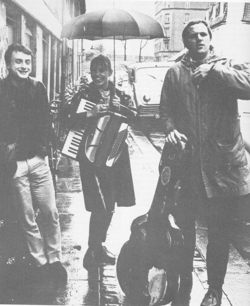 God 'dansk' musik (Cy, Maia & Robert)