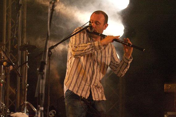Michael McGoldrick. Foto: Mike Fabrizzio
