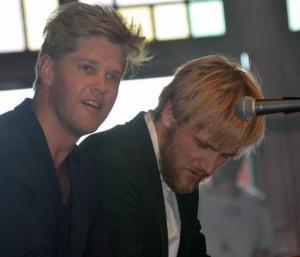 Nikolaj Busk og Rune Tonsgaard