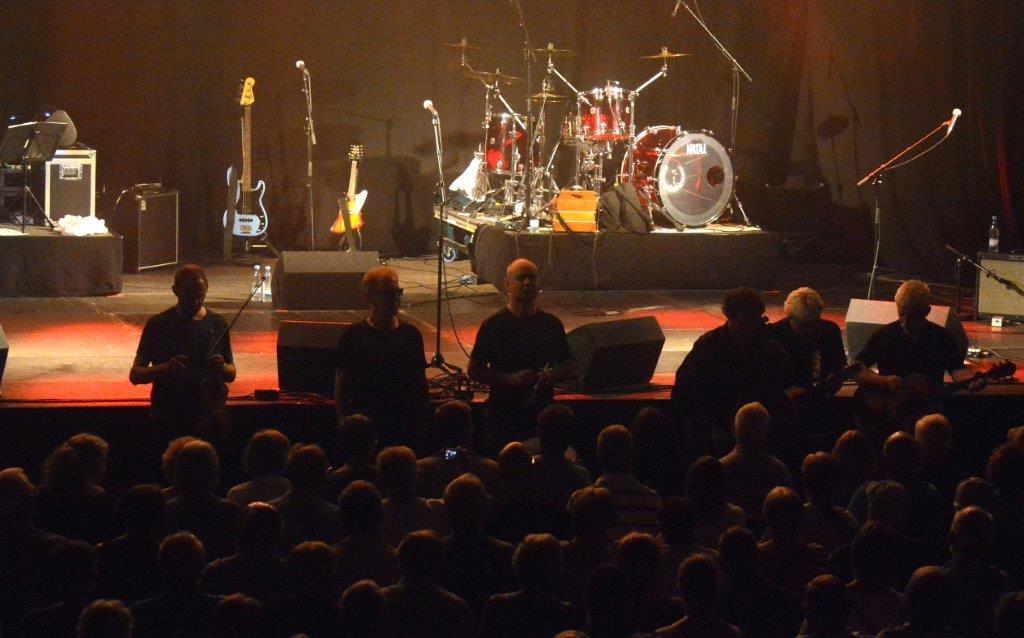 Oysterband i akustisk udgave i Skagen.