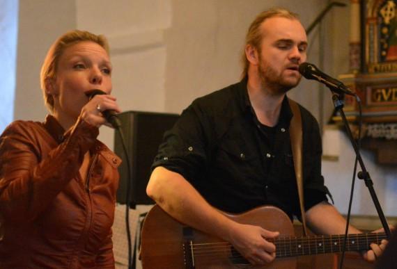 Louise Støjberg & Martin Rauff