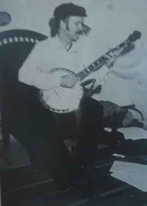 Bill Keith i Admiralgade