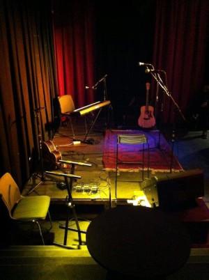 The Listening Room Foto: Brett Perkins