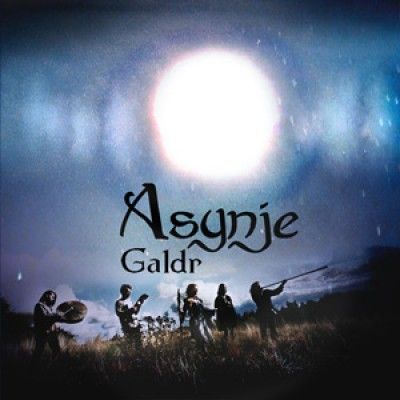 Asynje-Galdr cd