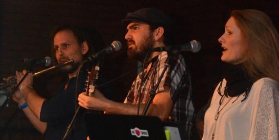 Heartlands på Cafescenen 2015.