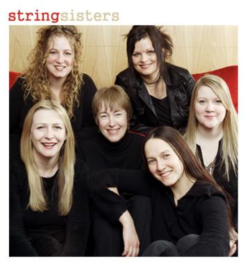 The String Sisters Pressefoto