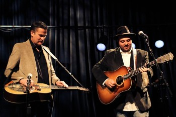 Rob Ickes & Trey Hensley Foto: Micah Mathewson