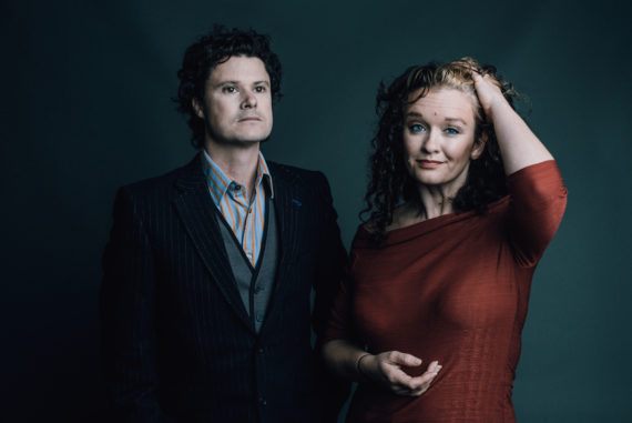 Kathryn Roberts & Sean Lakeman Pressefoto