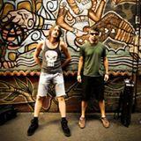 Ross Ainslie og Jarlath Henderson Pressefoto