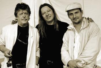 Benny Holst Trio Pressefoto