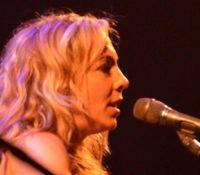 Melanie Dekker var første solist.