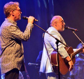 Tommy Rasmussen og Helge Engelbrecht