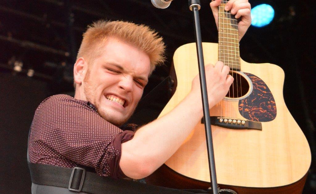 Live: Tønder Festival: Jacob Dinesen, Peatbog Faeries, Hudson Taylor