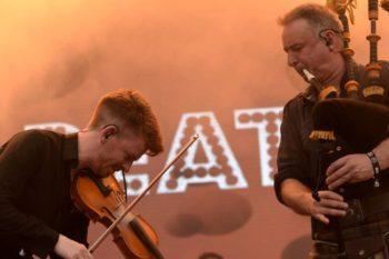 Ross Couper og Peter Morrison
