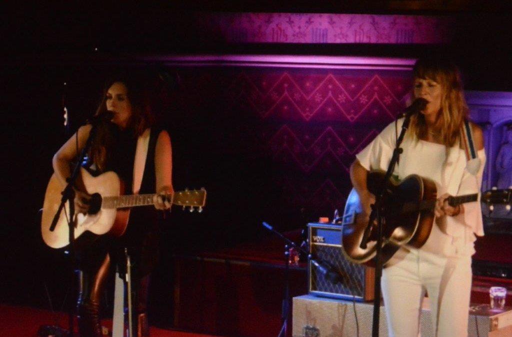 Semi-live: Madison Violet: Stroud/England