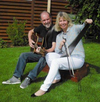 Rita & David. Pressefoto