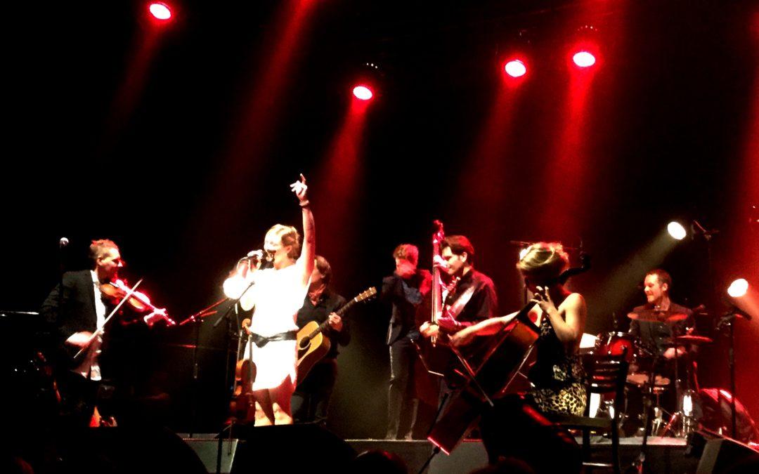 Live: Magasinet, Odense: Releasekoncert. Helene Blum & Harald Haugaard Band med gæster