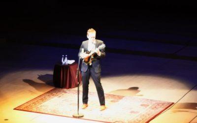 Live: Chris Thile, Konservatoriets Koncertsal, Frederiksberg