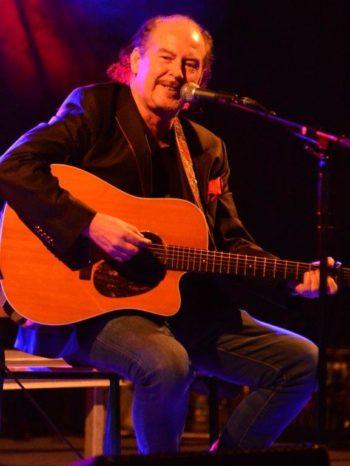 En veloplagt Tom Donovan gav en flot koncert.
