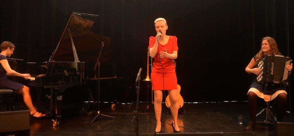 Live: Zenobia: Musikhuset, Aarhus