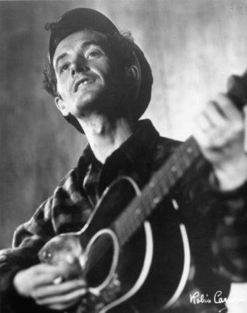 Woody Guthrie Foto: Robin Carson