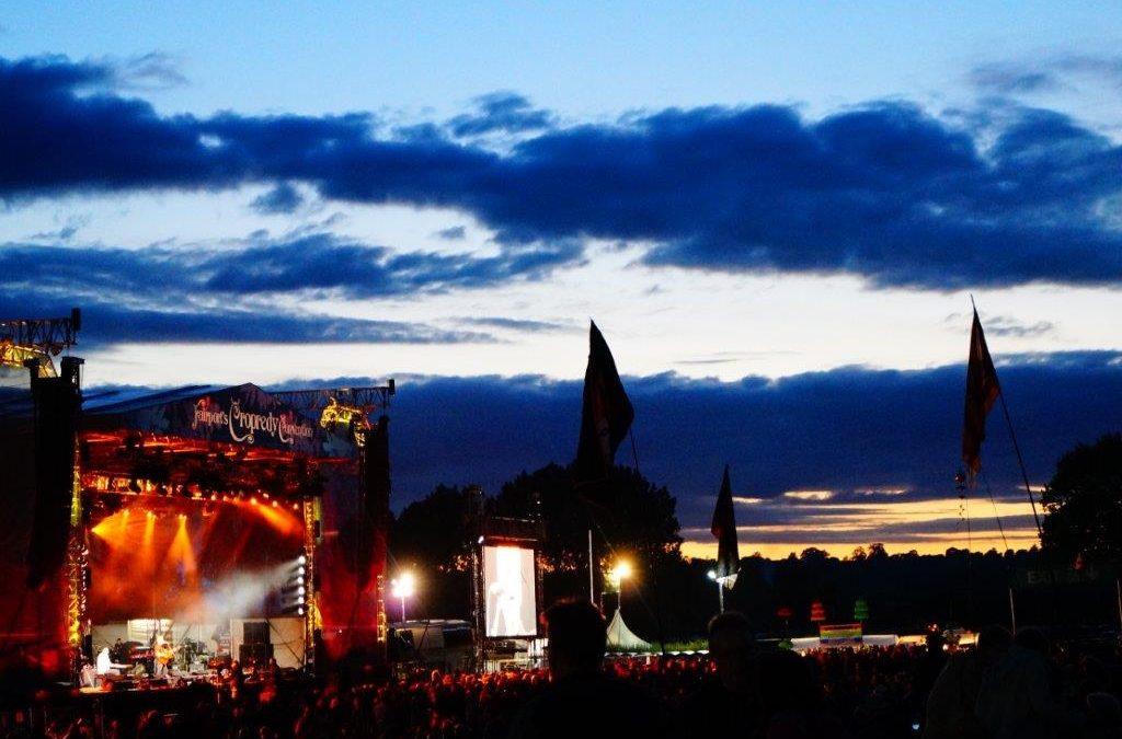 50 års bandjubilæum – og om få uger holder de den årlige festival