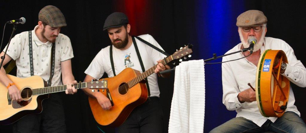 Live: Downtown Dynt, Walther og de andre bonderøve: Skagen festival 2017