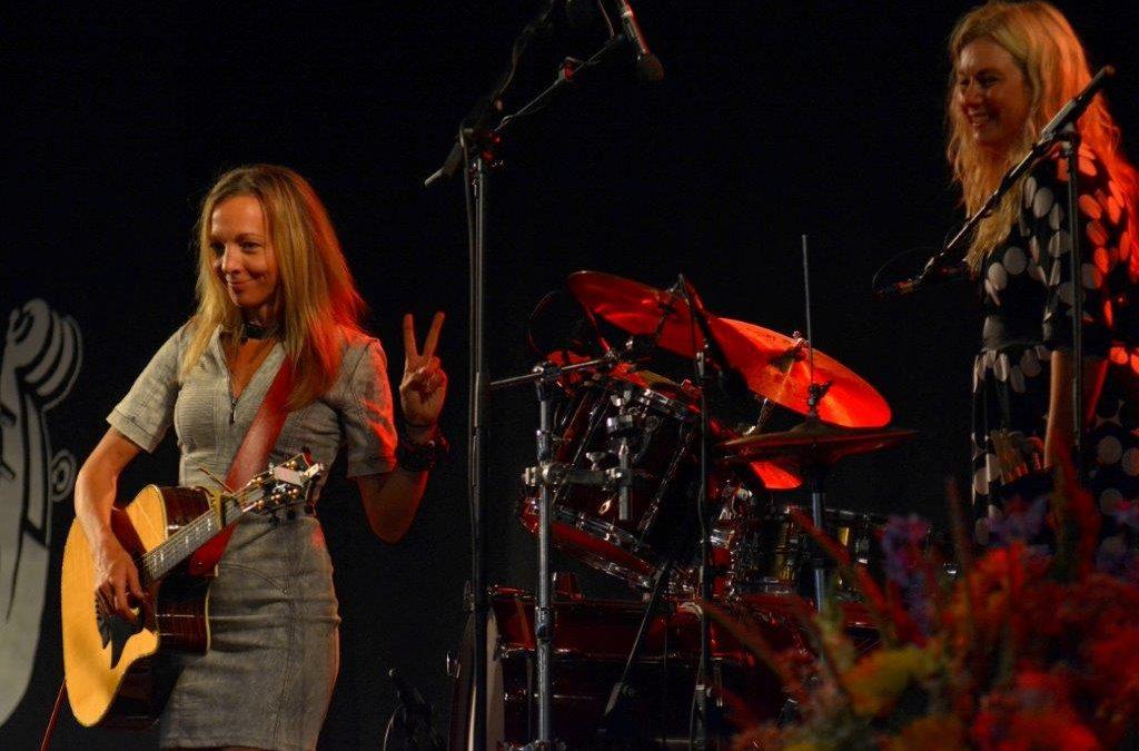 Live: Melanie Dekker: Skagen Festival 2017