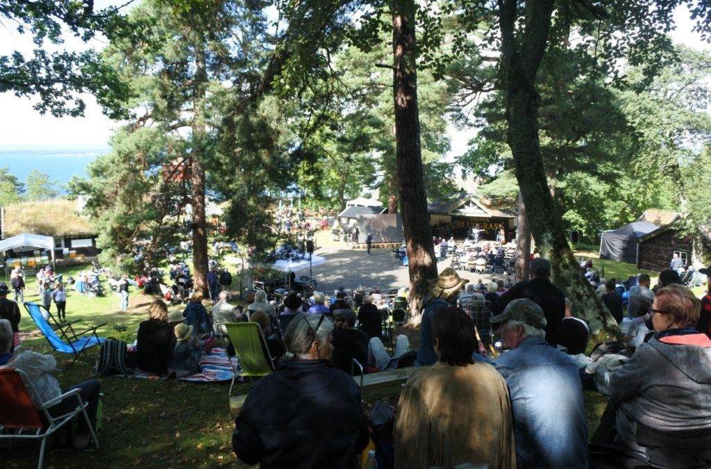 Live: Grenna Bluegrass Festival 2017