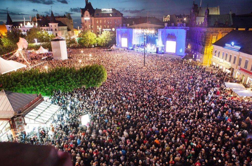 Hele Malmø fester 11.-18. august