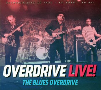 blues overdrive cd 2017