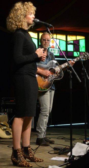 Dorthe Gerlach og Michael Hartmann