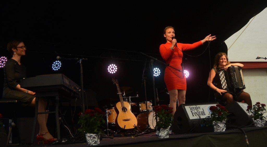 Live: Zenobia: Turbinen/Randers