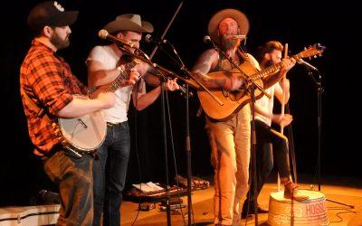 Live: The Hogslop String Band: Alice, Kbh.