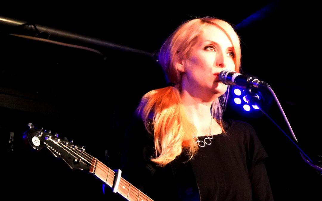 Live: Maria Taylor: Musikcafeen, Kbh.