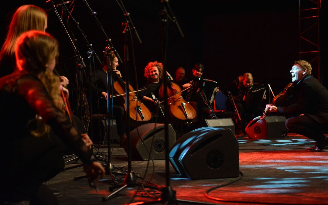 Live: Strib Vinter Festival 2018: Folkalicious + Folk Baltica Ensemble